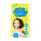 PnP Tiny Tots Junior Size 5 52s