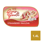 Ola Gino Ginelli Strawberry Pavlova Ice Cream 1.4l