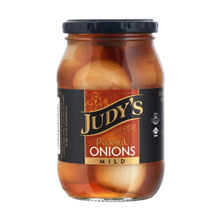 Judy's Mild Pickled Onions 410g