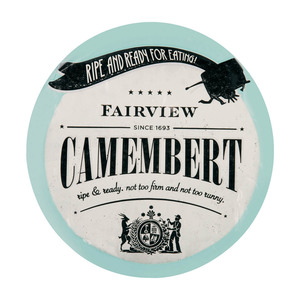 Fairview Ripe & Ready Camembert Cheese 125g