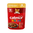 Catmor Chicken Gravy Kitten 85g