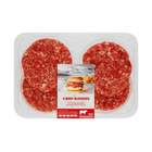 PnP Beef Burger Patties 4 x 100g