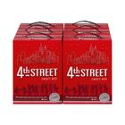 4th Street Sweet Red Wine 3l x 6
