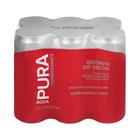 Pura Soda Pomegranate 330ml x 6