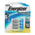 Energizer Batteries Advanced AAA 4ea