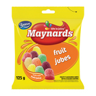 Maynards Enerjelly Jubes 125g