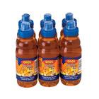 Oros Ice Tea Peach Flavoured Juice 300ml x 6