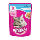 Whiskas Pouches Tuna In Jelly 85g
