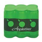 Appletiser 100% Sparkling Juice 330ml x 6