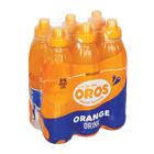 Oros Rtd Orange 500ml x 6