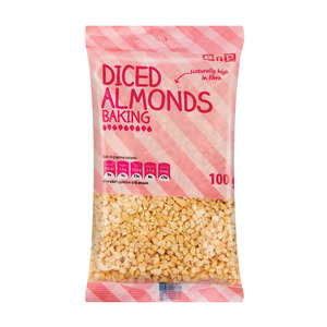 PnP Almond Diced 100g