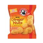 Bakers Mini Gingernuts 40gr