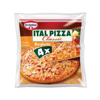 Ital Margherita Pizza 4