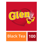 Glen Tagless Tea Bags Regular 100s