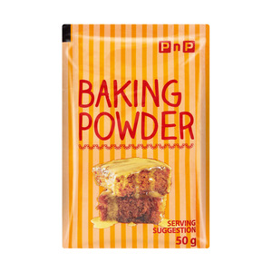 PnP Baking Powder Sachet 50g