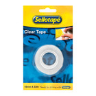 Sellotape Clear Tape 18mmx33m