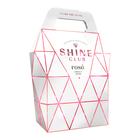 Shine Club Handbag Rose 3L