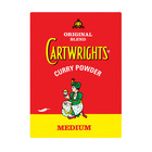 Cartwrights Original Medium Curry Powder 100 GR