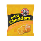 Bakers Mini Cheddar Cheese 33g
