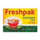Freshpak Rooibos Tagless Teabags 80s x 4