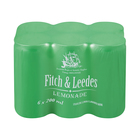 Fitch & Leedes Lemonade 200ml x 6
