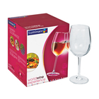 Luminarc So Red Wine Glasses 47cl 4s