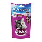 Whiskas Cat Dentabite Treats With Salmon 50g