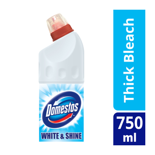 Domestos Household Sanitary Liquid White & Shine 750ml