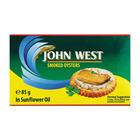 John West Smoked Oysters In Vegetable Oil 85 GR