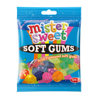 Mister Sweet Fruit Gums 125g