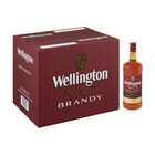 Wellington VO Brandy 1L x 12