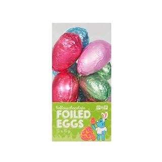 PnP Hollow Chocolate Eggs 12s