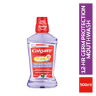 Colgate Total Multibenefit Mouth wash, Pro Gum Health 500ml