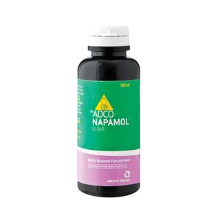 Adco Napamol Syrup 100ml
