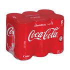 Coca-Cola Can 200ml x 6