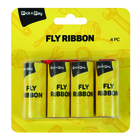 PnP Fly Ribbons 4ea