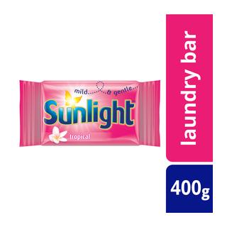 Sunlight Laundry Bar Tropical 400g