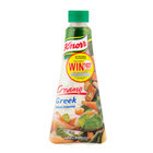 Knorr Salad Dressing Creamy Greek 340ml x 20