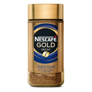 Nescafe Gold Decaf Coffee 200g