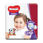 Huggies Unisex Pants Size 5 28s