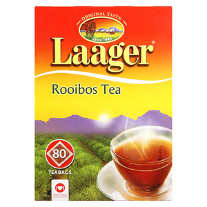 Laager Rooibos Tagless Teabags 80s