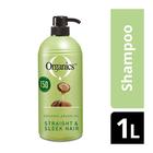 Organics Shampoo Straight & Sleek 1l x 6