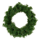 Santa's Village Green Wreath