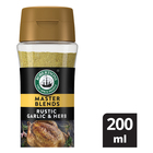 Robertsons Masterblends Rustic Garlic & Herb 200ml