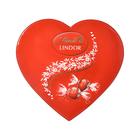 Lindor Heart Box Milk 160 GR