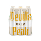 Devils Peak Hero Lemon 330ml x 6