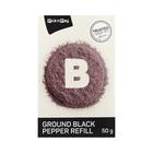 PnP Ground Black Pepper Refill 50g