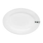 PnP 30.5cm Oval Rimmed Platter