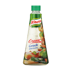 Knorr Salad Dressings Creamy Greek 340ml