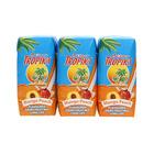 Tropika Eazy Dairy Blend Mango Peach 200ml x 6